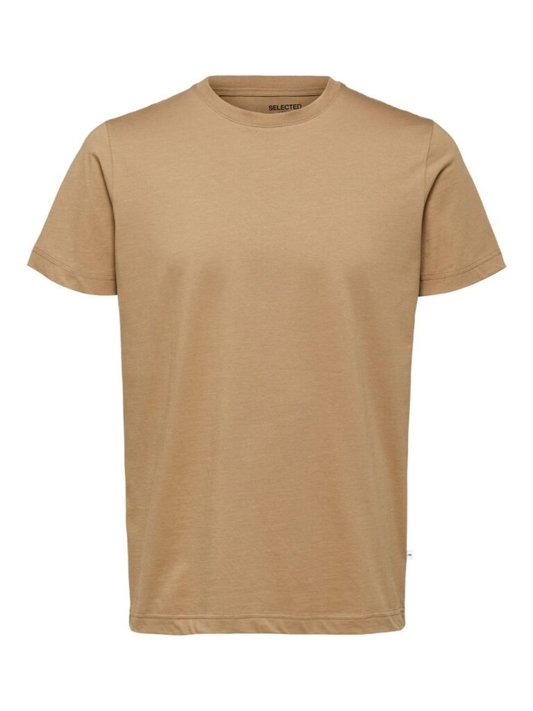 sand tshirt selected homme