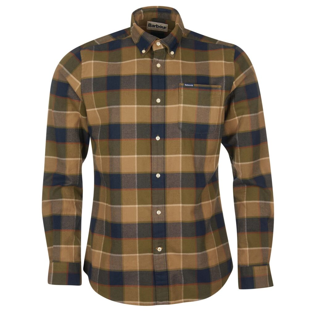 Barbour Valley Shirt, 1000:-